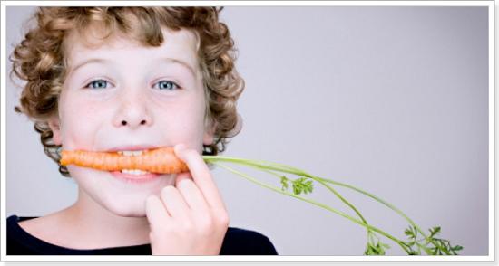 факт о Моркови