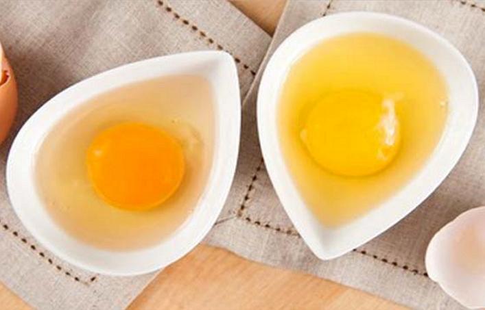 Яйцо сырое