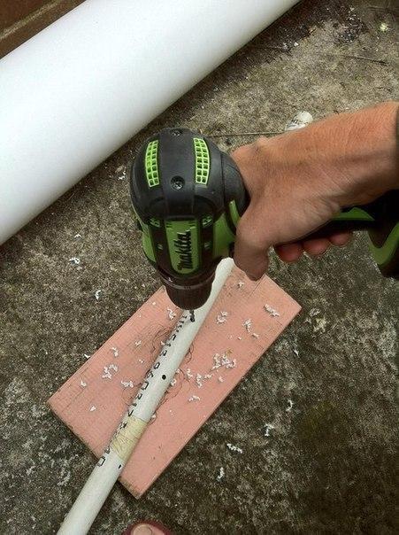 Как сделать вертикальную грядку для клубники
