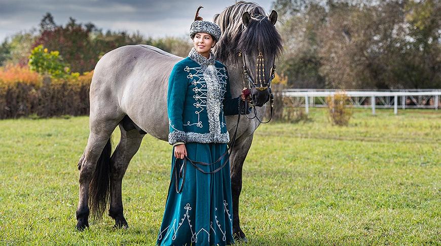 Вятка лошадь